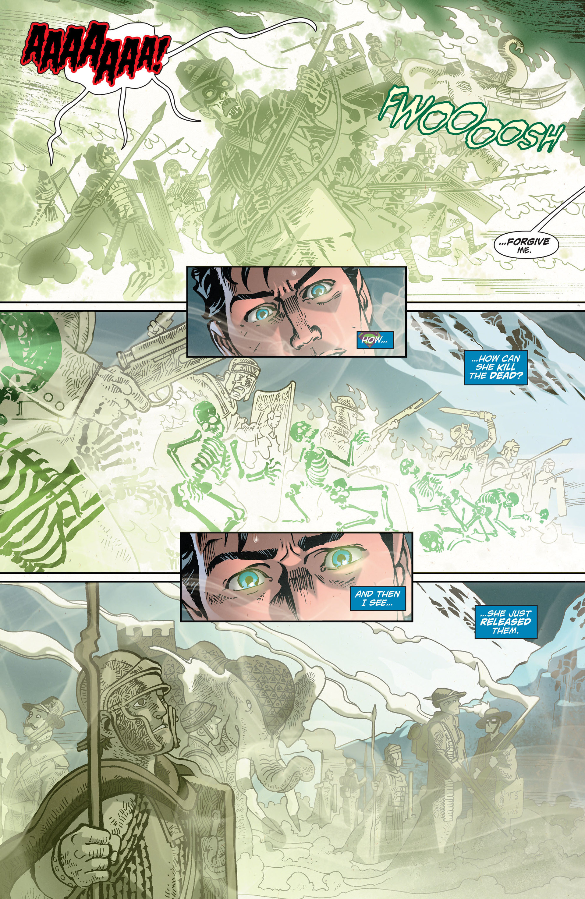 Read online Action Comics (2011) comic -  Issue #30 - 16