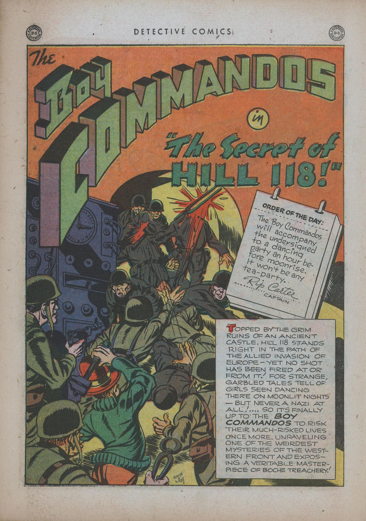 Read online Detective Comics (1937) comic -  Issue #94 - 38