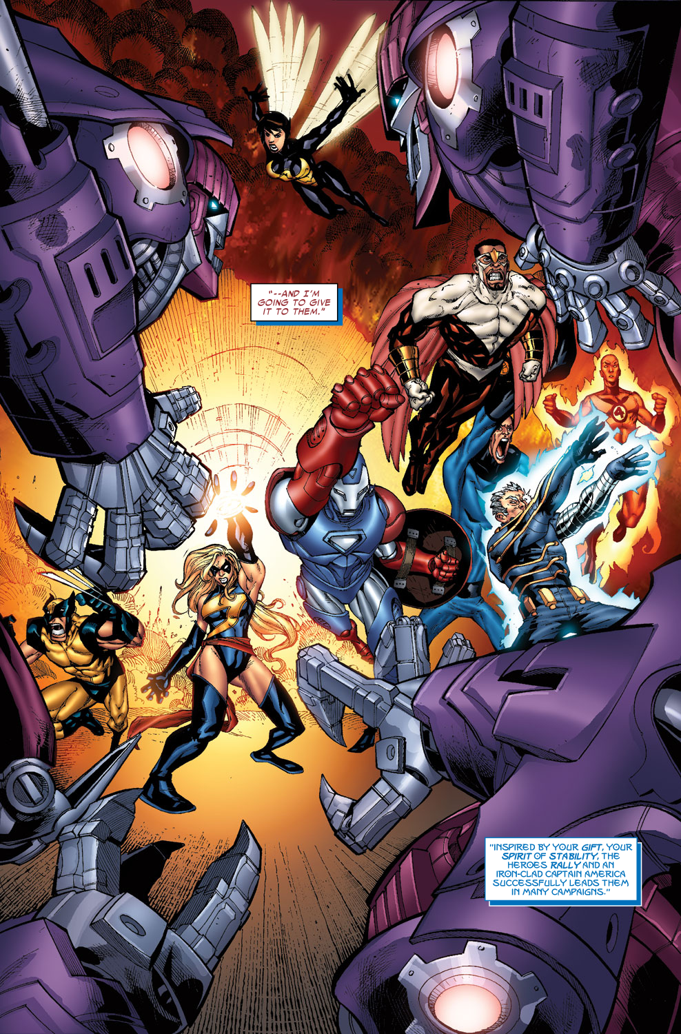 What If? Civil War issue Full - Page 20