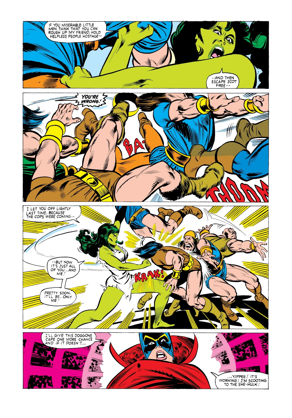 Marvel Masterworks: The Savage She-Hulk issue TPB_1_(Part_3) - Page 74