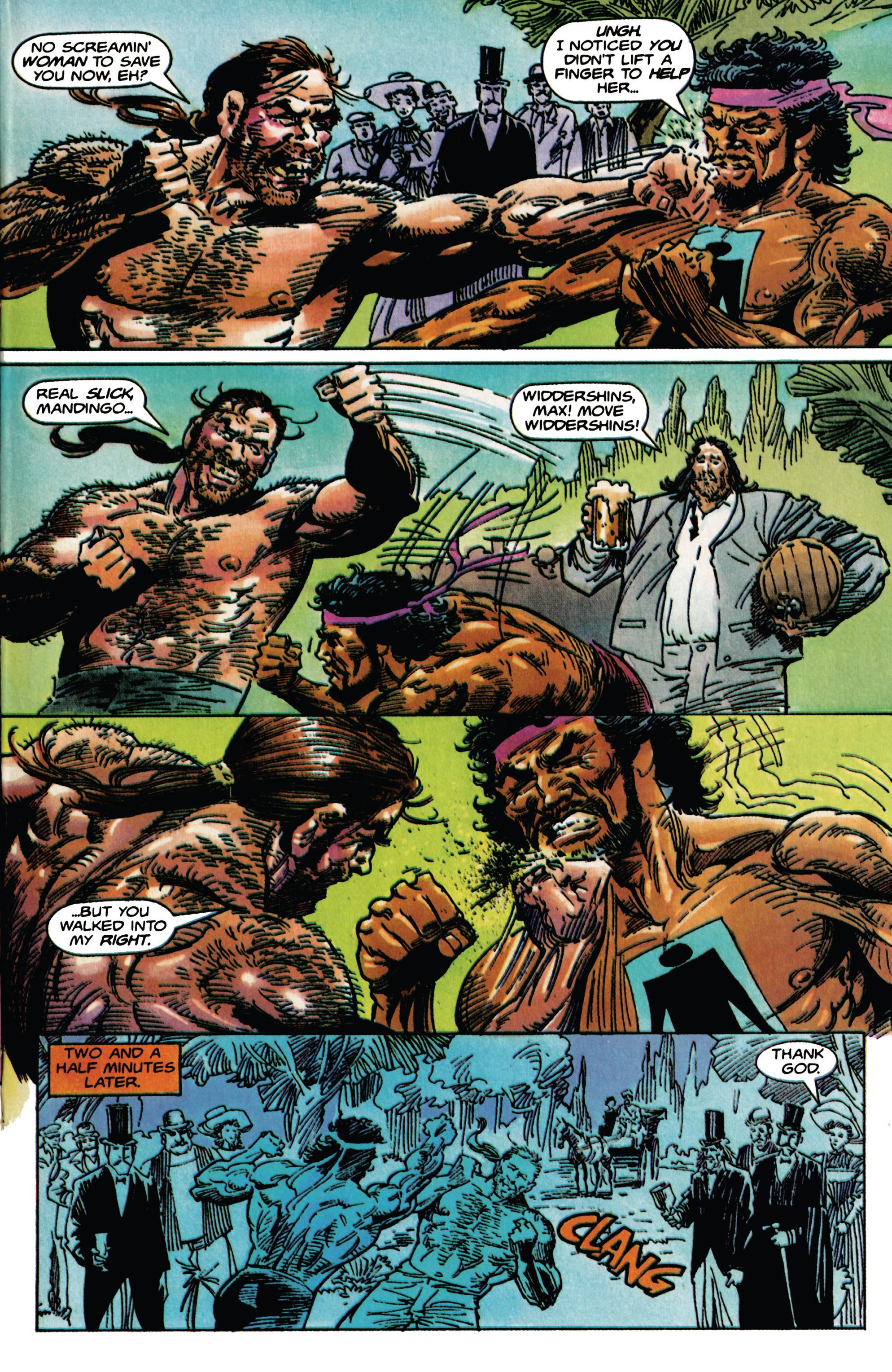 Read online Shadowman (1992) comic -  Issue # _TPB 1 - 21