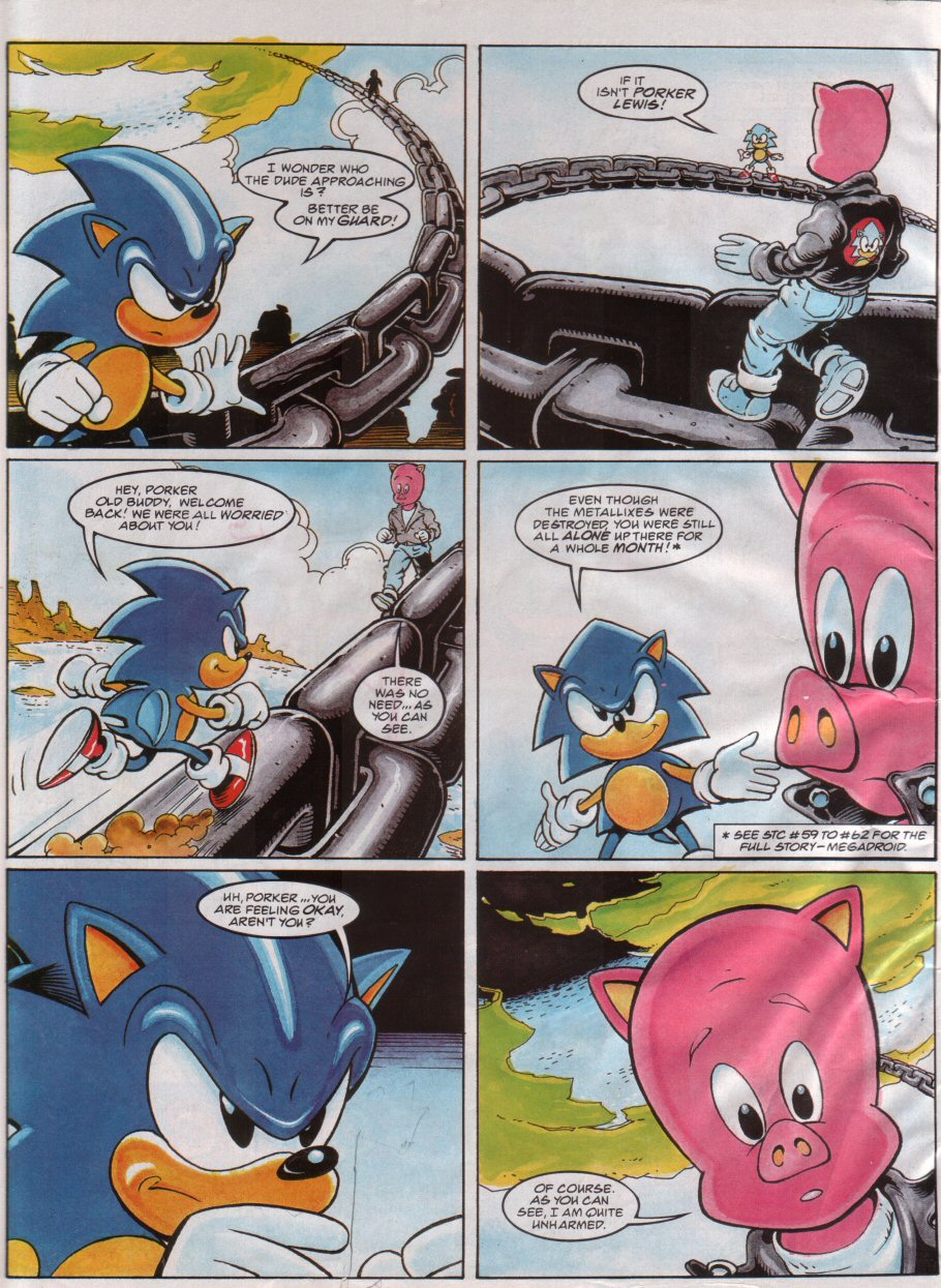 Read online Sonic the Comic comic -  Issue #67 - 4