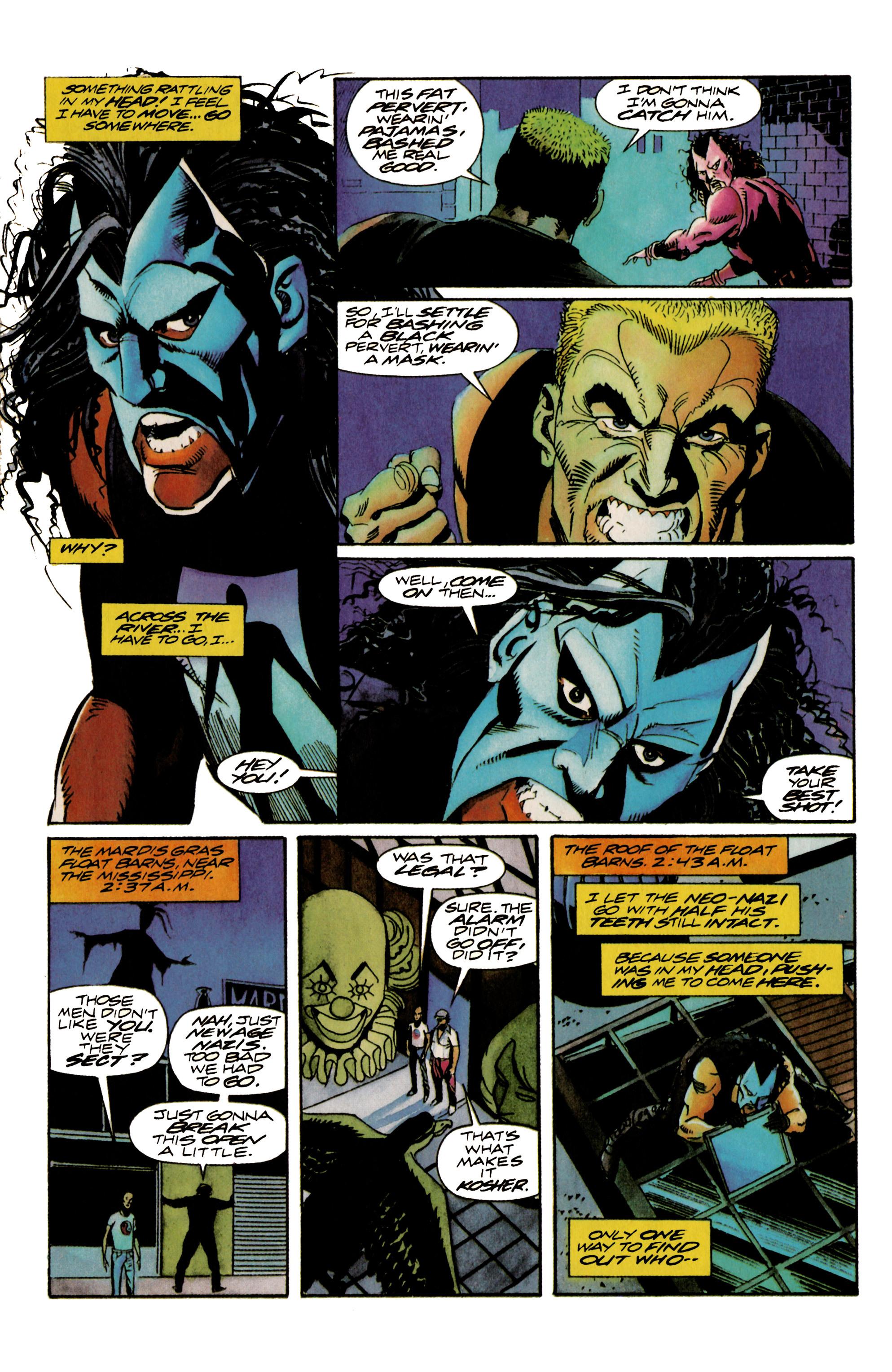 Read online Shadowman (1992) comic -  Issue #17 - 9