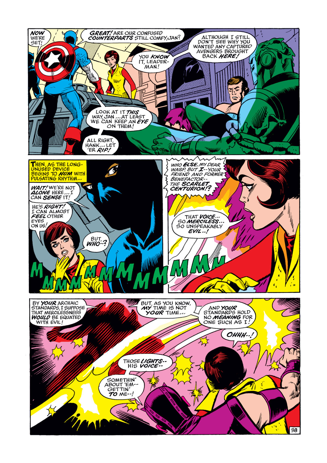 The Avengers (1963) _Annual_2 Page 37