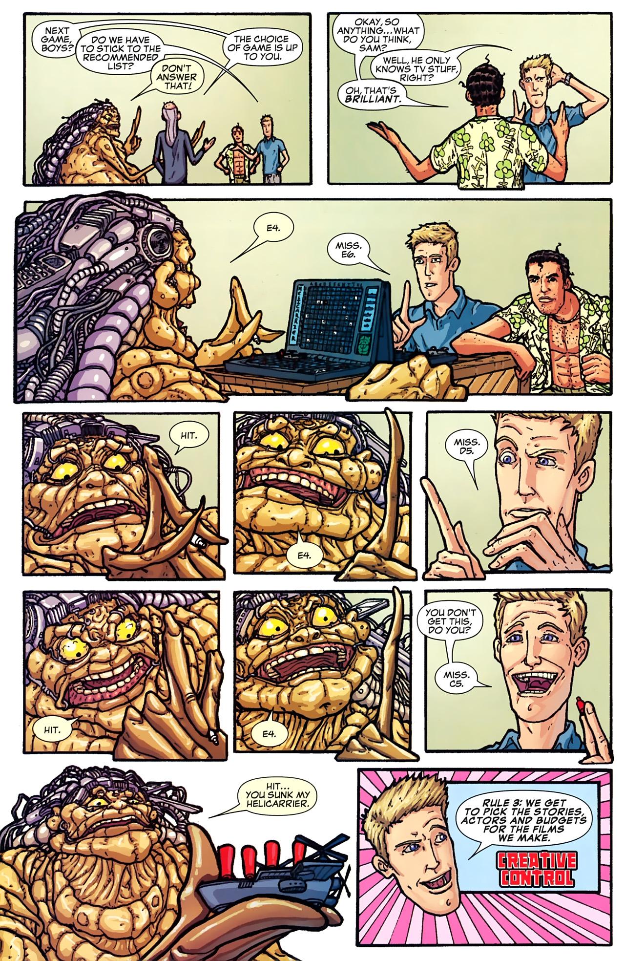 Read online Astonishing Tales (2009) comic -  Issue #2 - 31