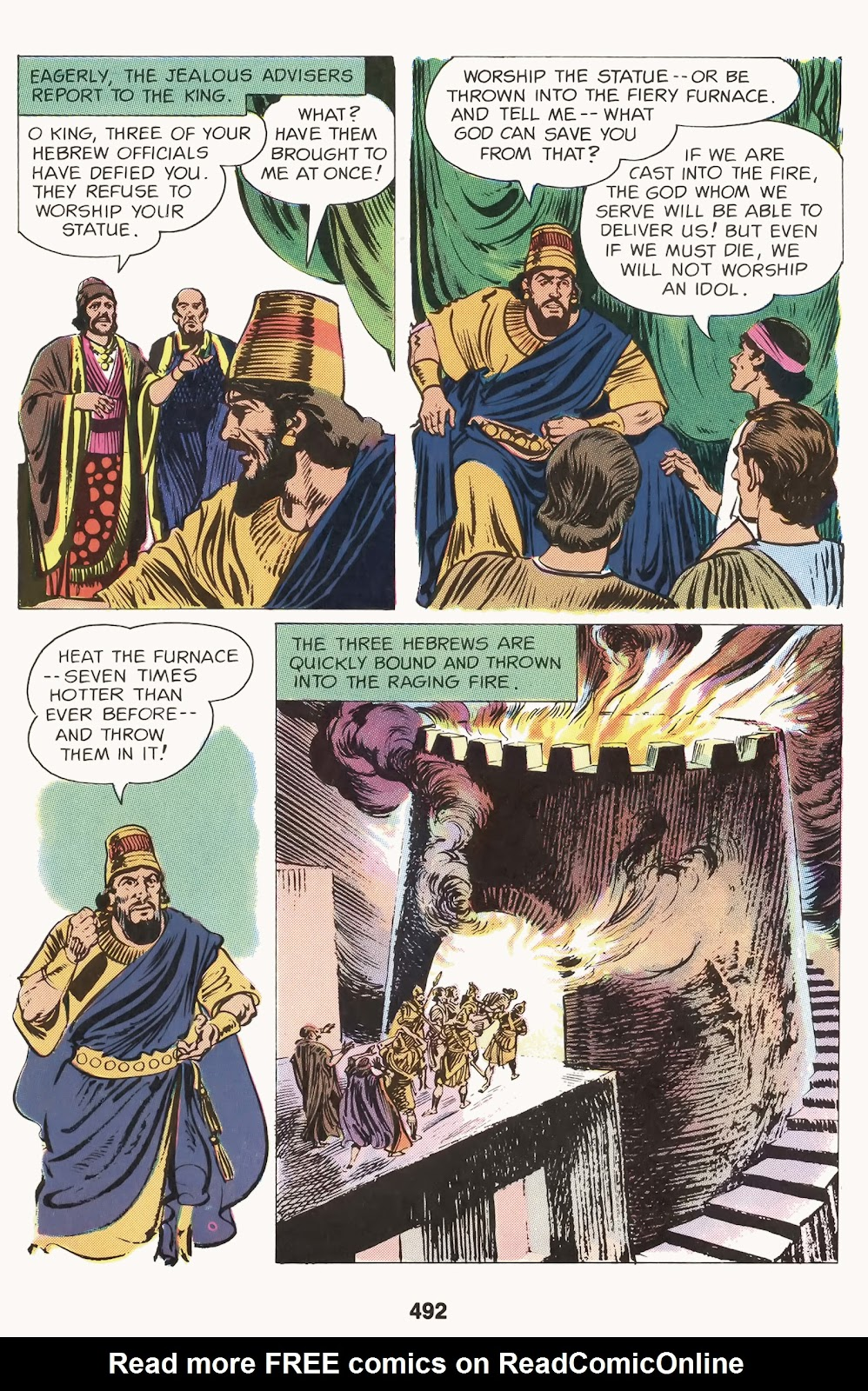 The Picture Bible issue TPB (Part 5) - Page 95
