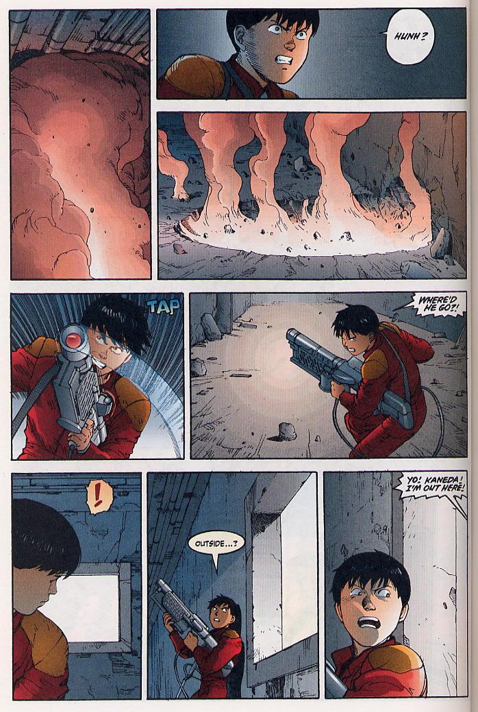 Read online Akira comic -  Issue #32 - 37