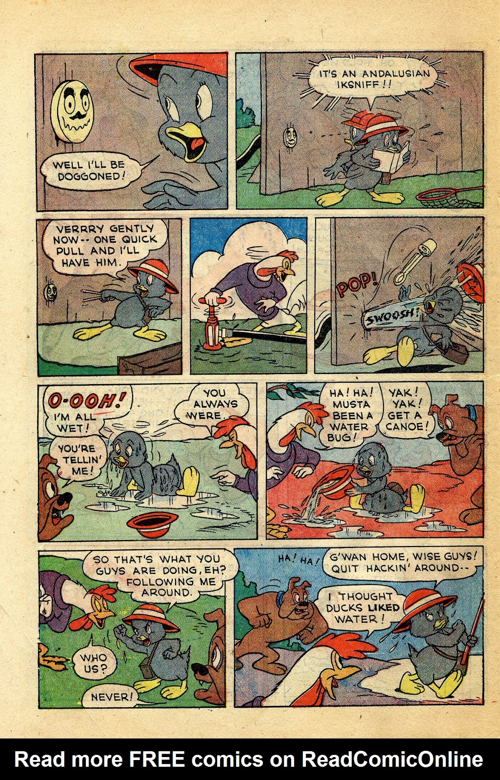 Terry-Toons Comics issue 69 - Page 22