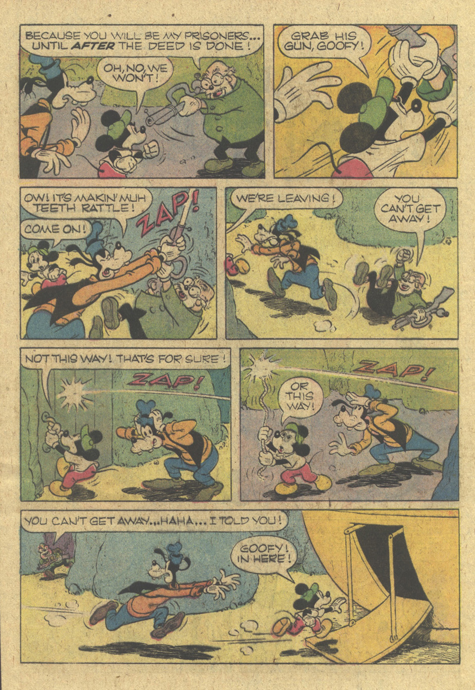 Walt Disney's Comics and Stories issue 430 - Page 25