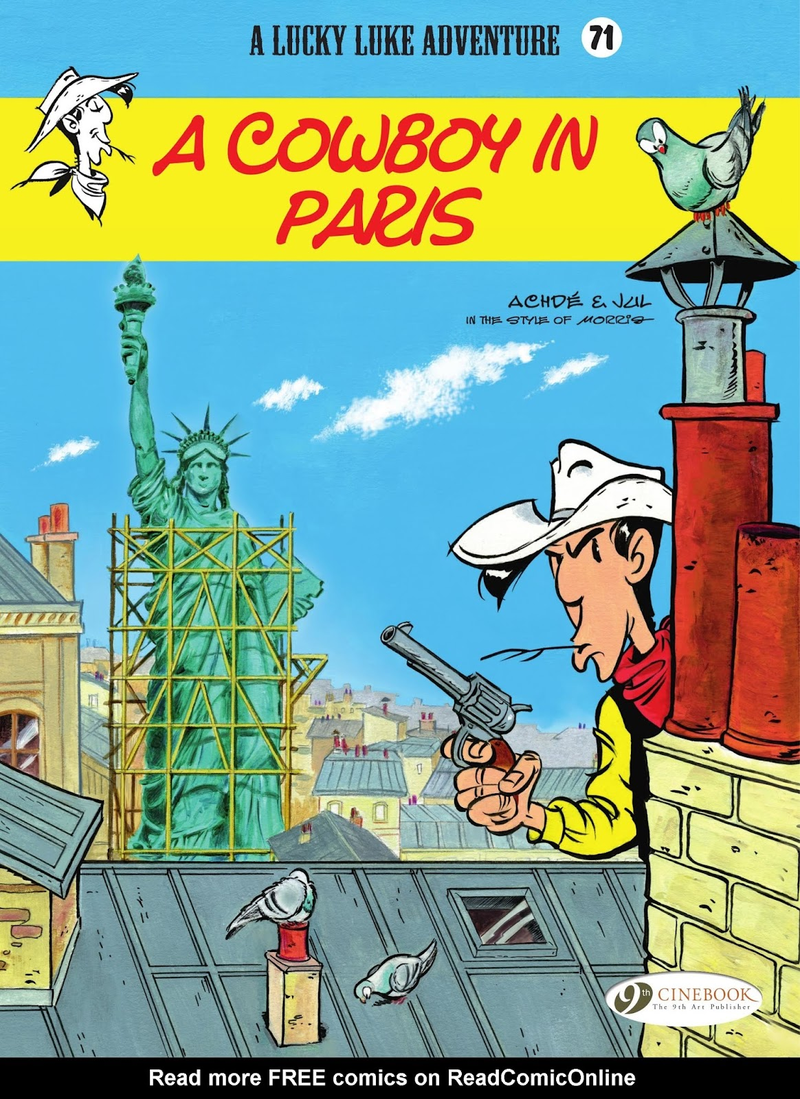 A Lucky Luke Adventure issue 71 - Page 1