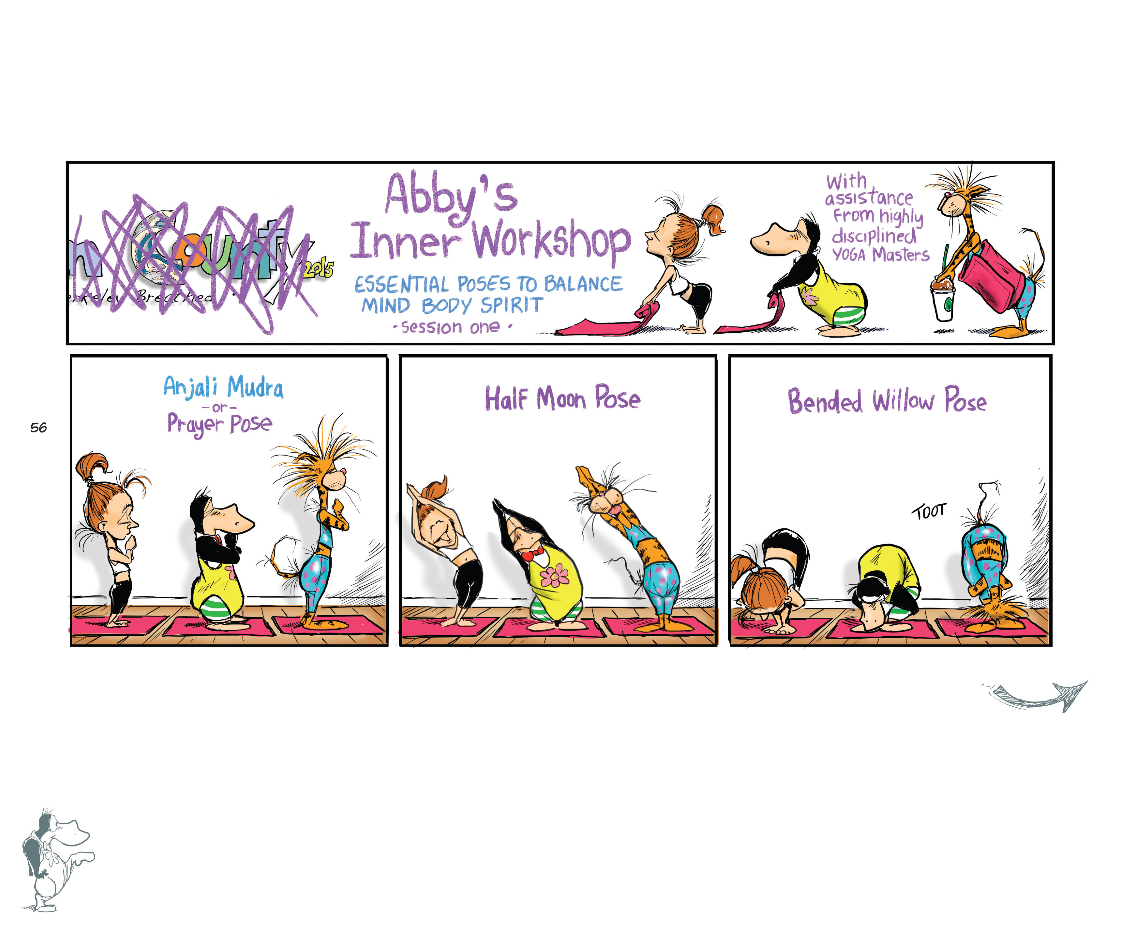 Read online Bloom County Episode XI: A New Hope comic -  Issue # Full - 58