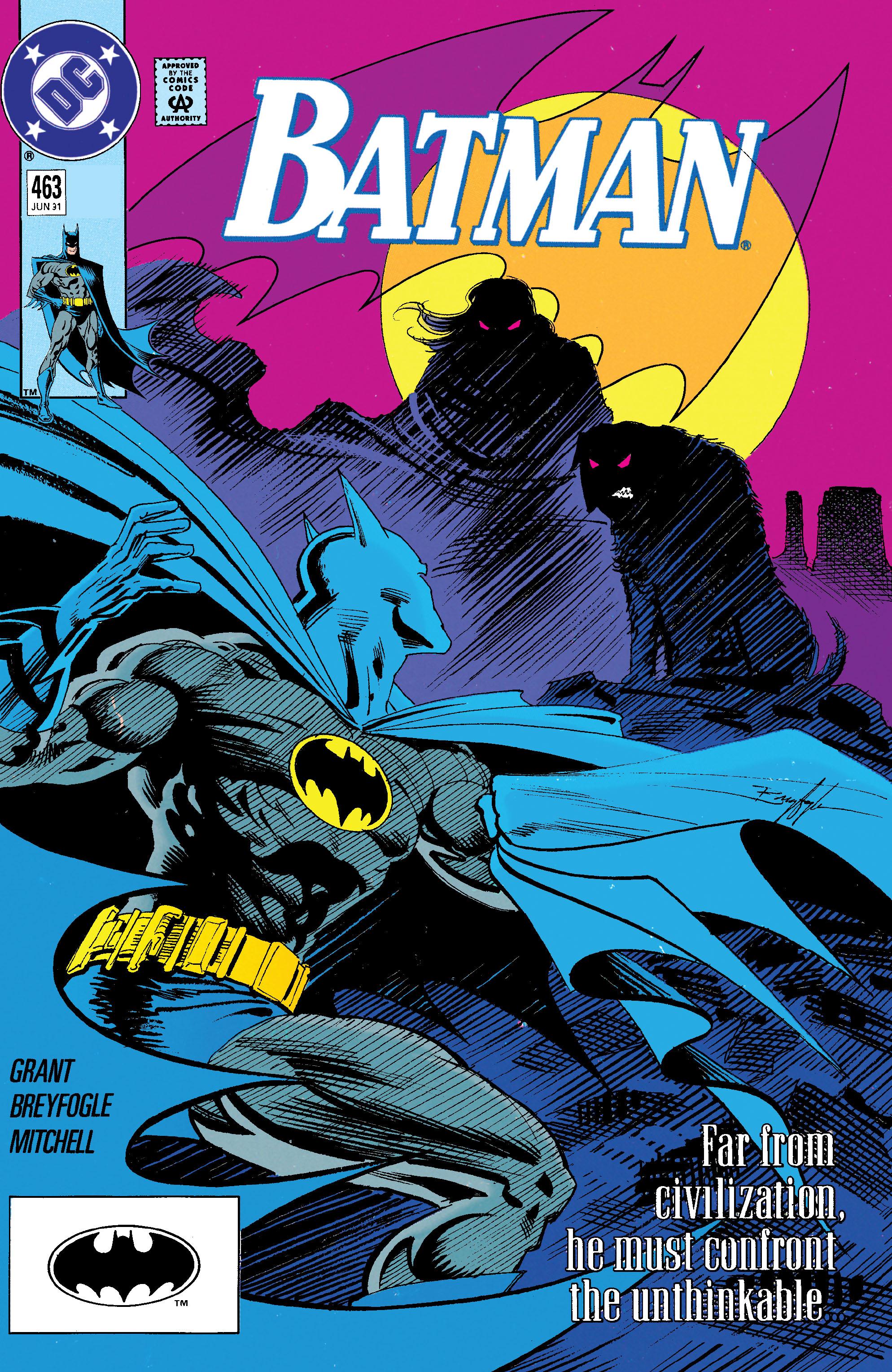 Batman (1940) 463 Page 1