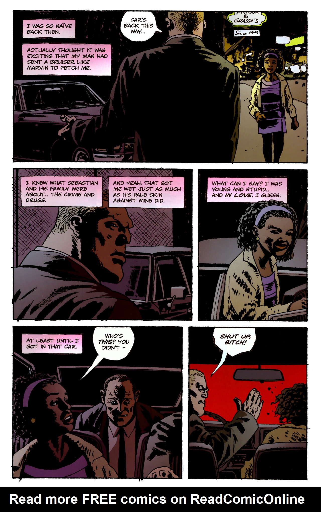 Read online Criminal (2008) comic -  Issue #3 - 6