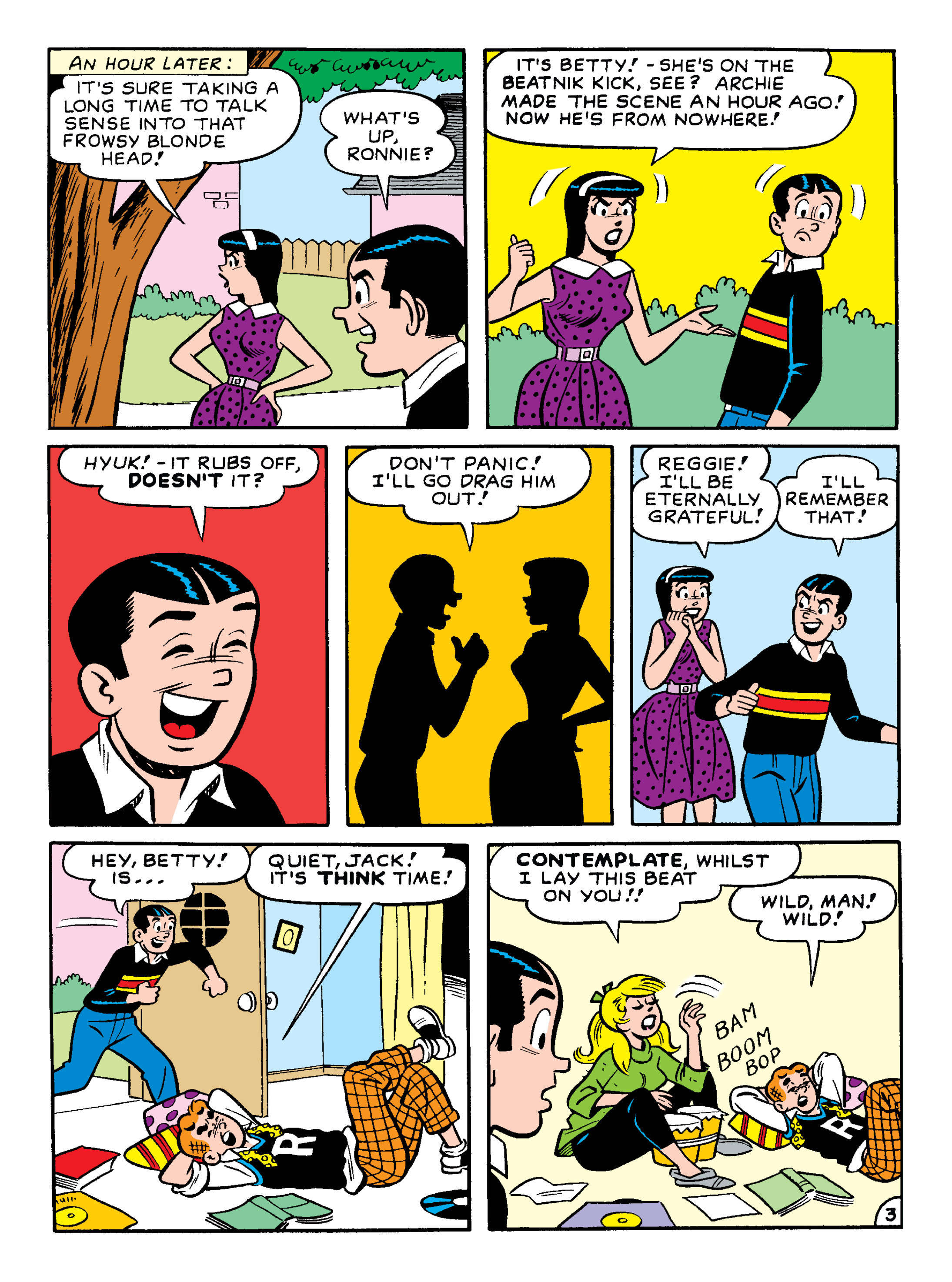 Read online Archie 75th Anniversary Digest comic -  Issue #3 - 94