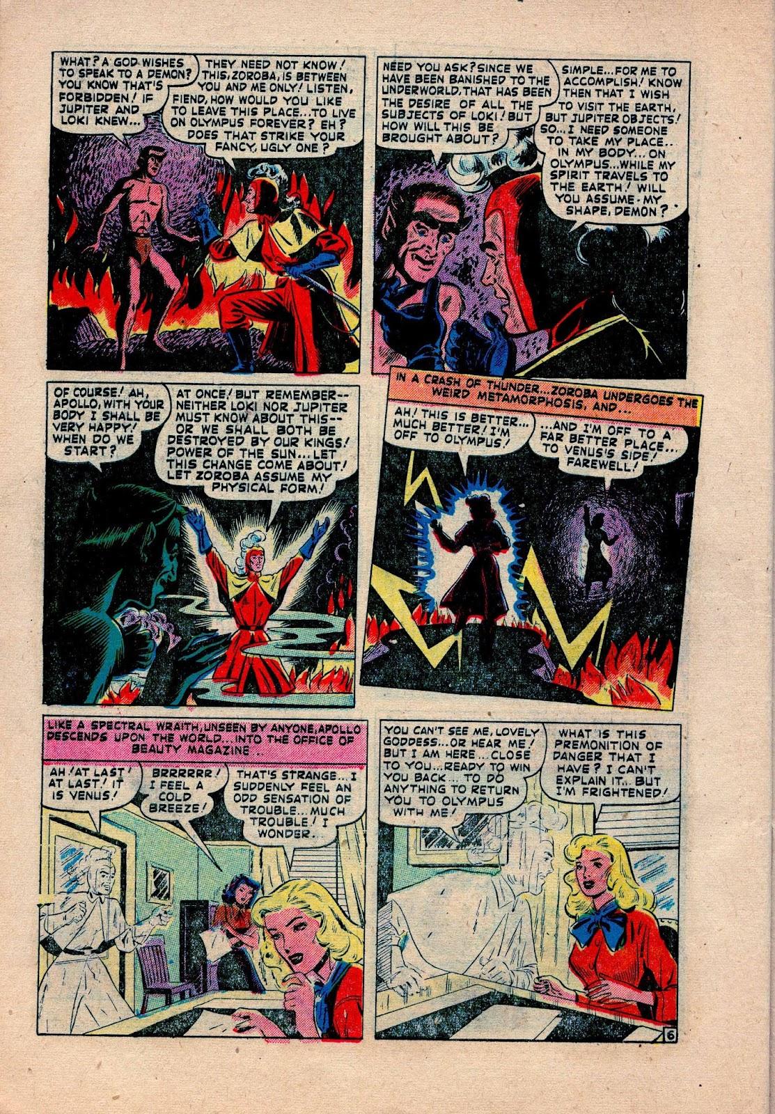 Venus (1948) issue 9 - Page 10