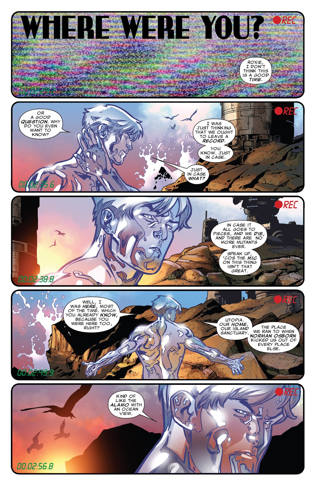 Read online X-Men: Second Coming comic -  Issue # _TPB (Part 1) - 6