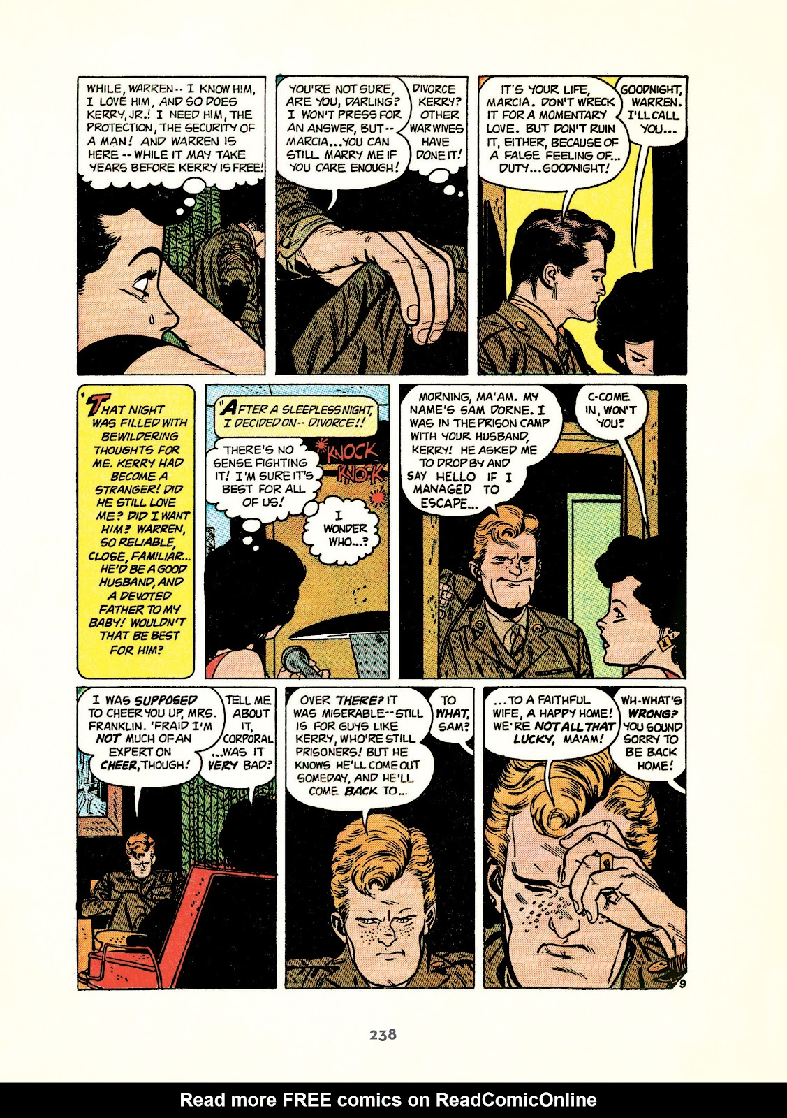 Read online Setting the Standard: Comics by Alex Toth 1952-1954 comic -  Issue # TPB (Part 3) - 39