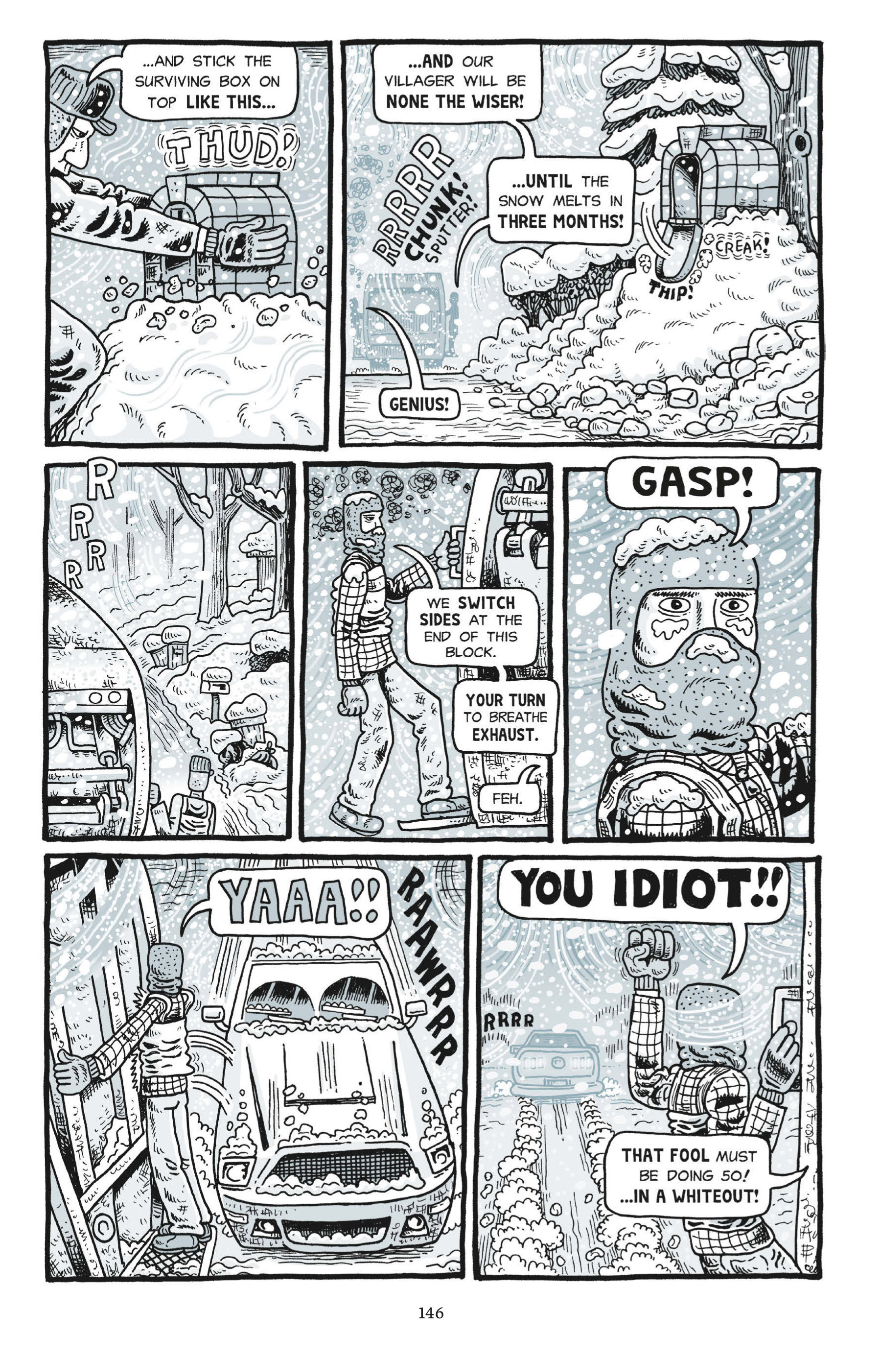 Read online Trashed comic -  Issue # Full - 140