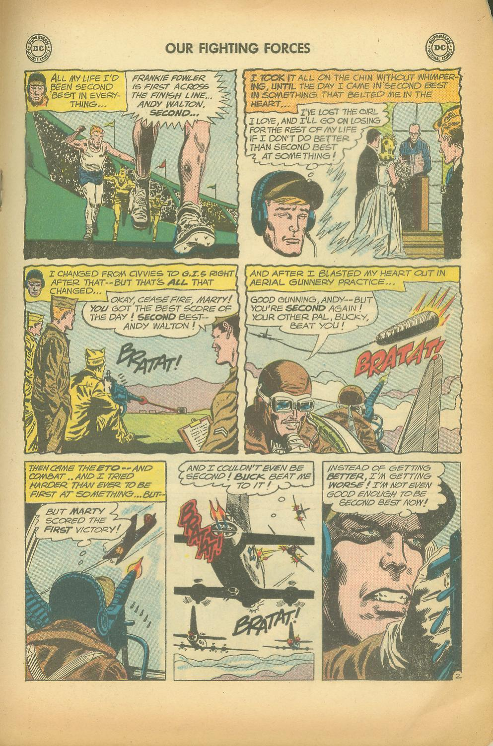 Our Fighting Forces (1954) issue 65 - Page 19
