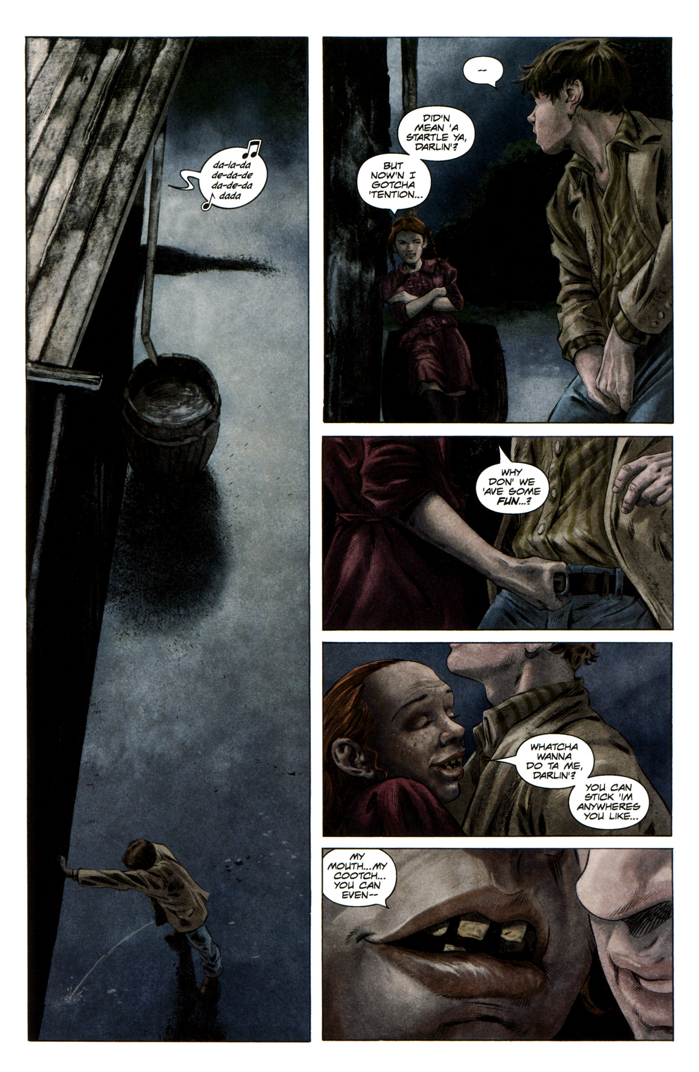 Read online Severed comic -  Issue #5 - 15