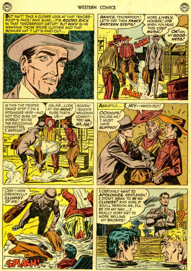 Western Comics issue 23 - Page 16