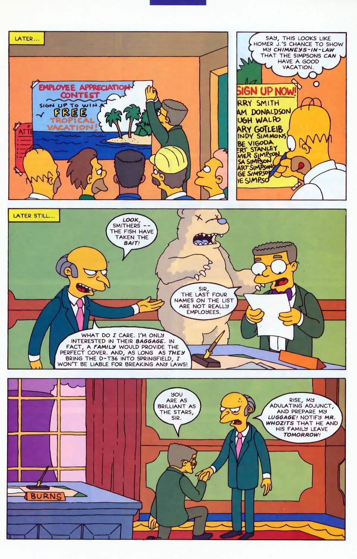 Read online Simpsons Comics comic -  Issue #10 - 6