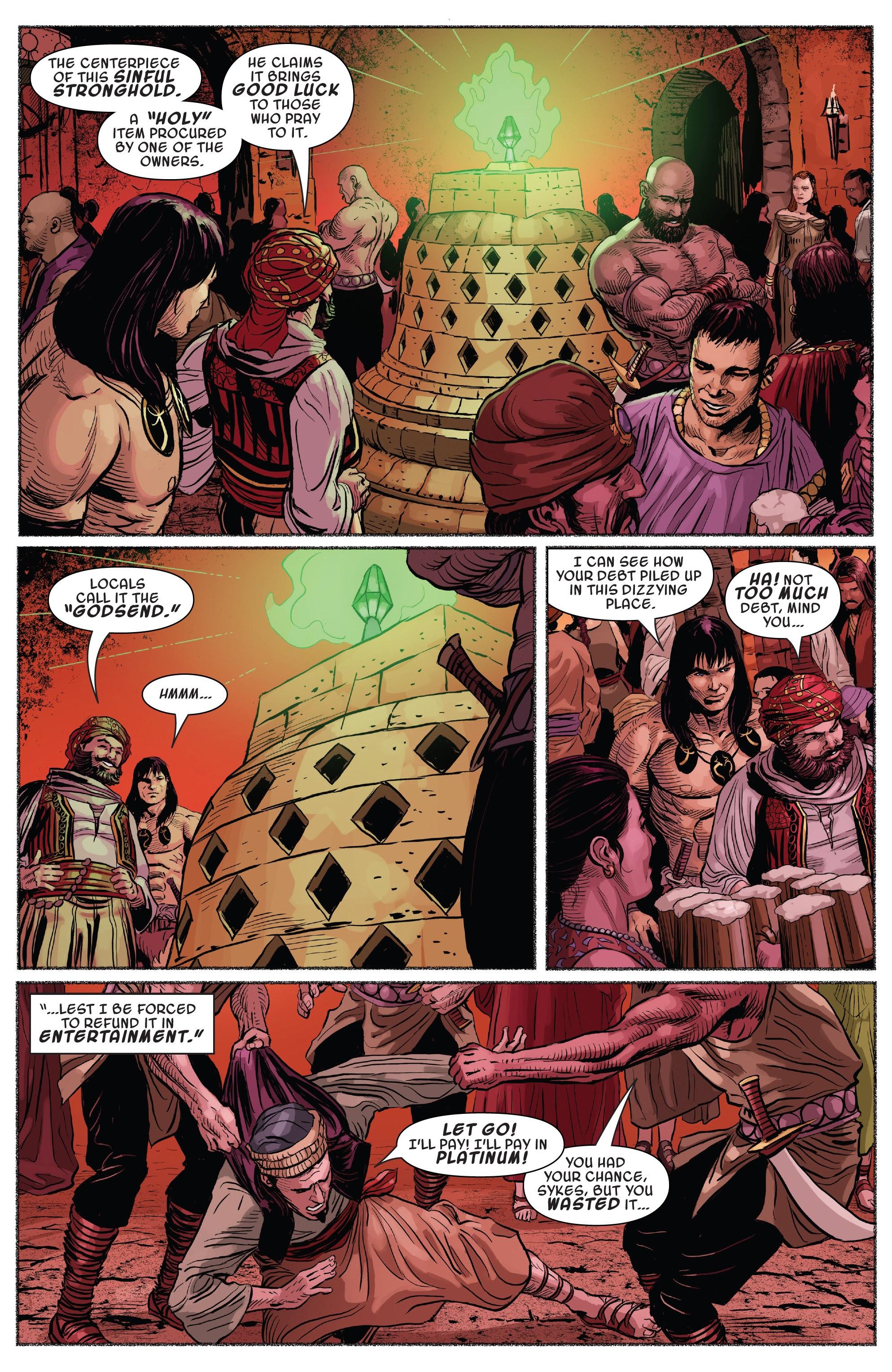 Read online Savage Sword of Conan comic -  Issue #7 - 13