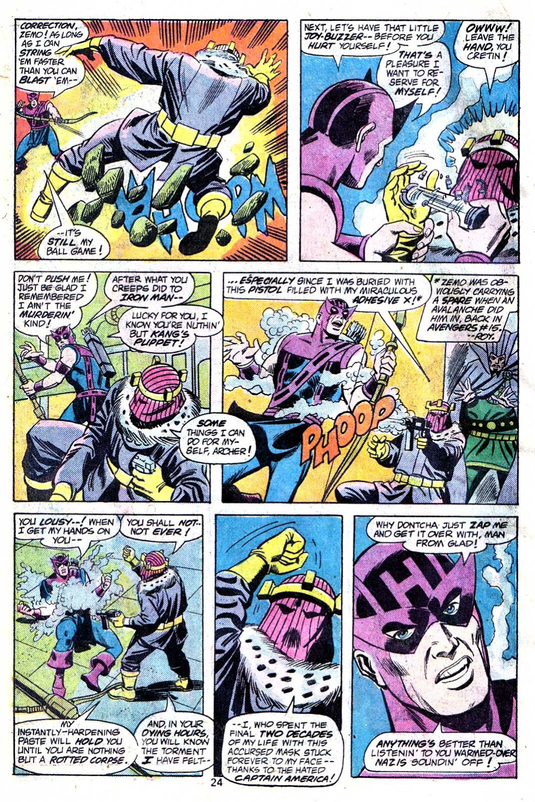 Giant-Size Avengers (1974) issue 3 - Page 26
