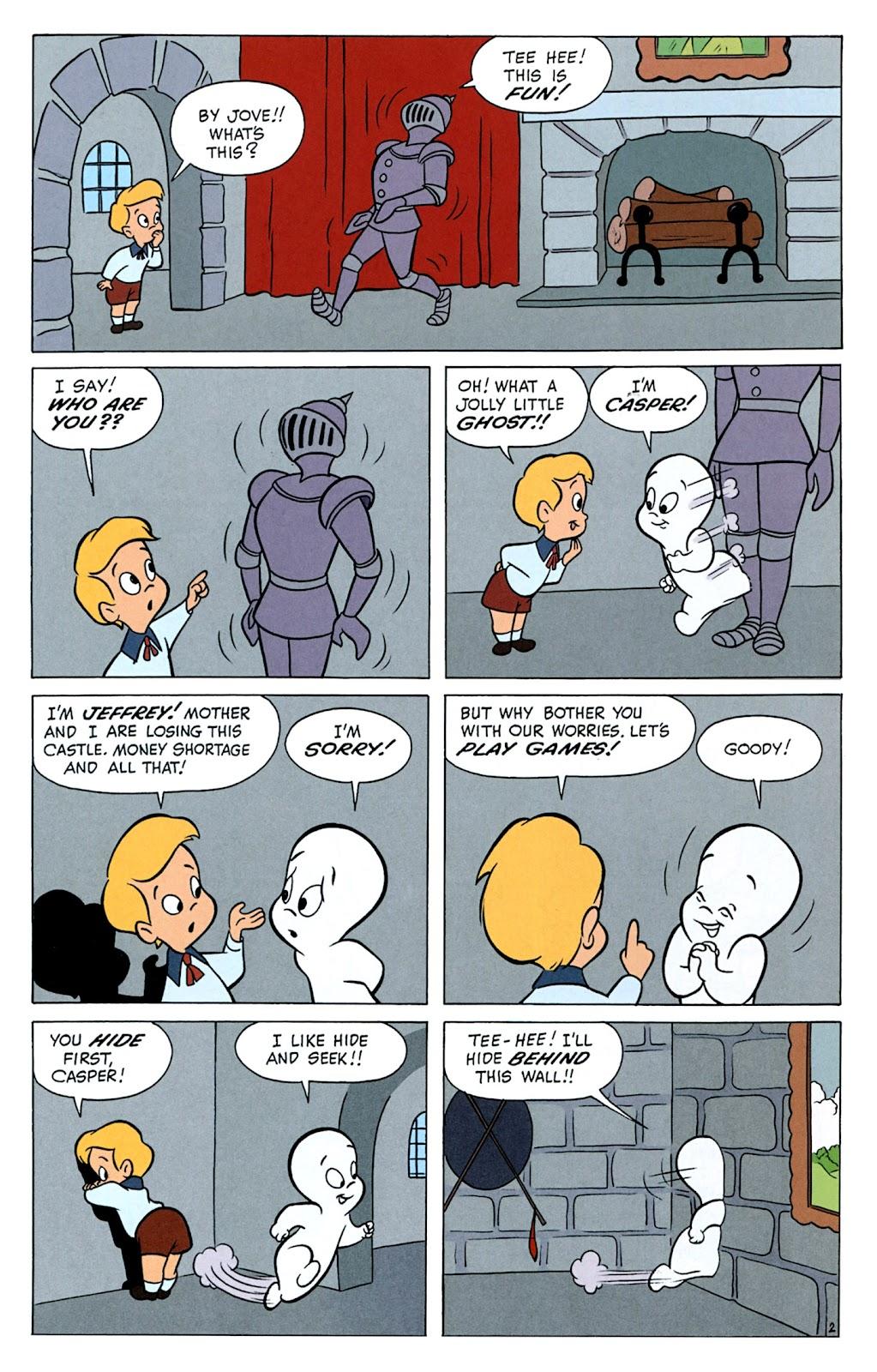Read online Casper's Scare School comic -  Issue #2 - 25