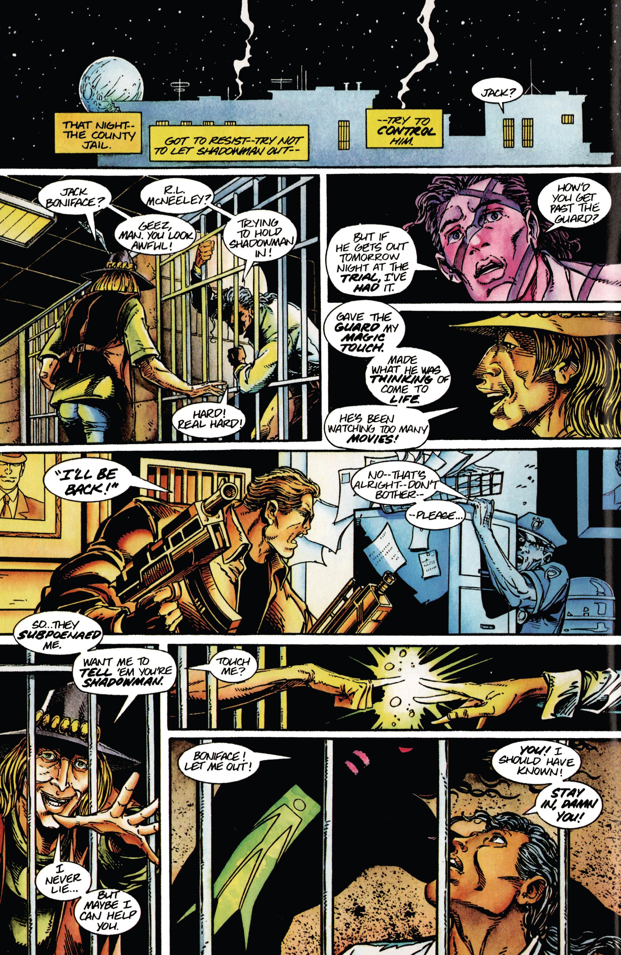 Read online Shadowman (1992) comic -  Issue #42 - 8