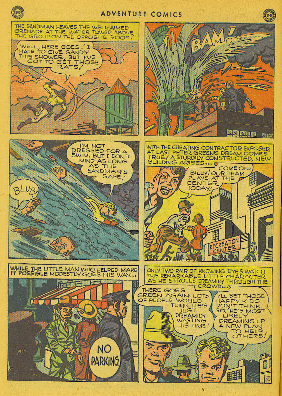 Read online Adventure Comics (1938) comic -  Issue #102 - 11