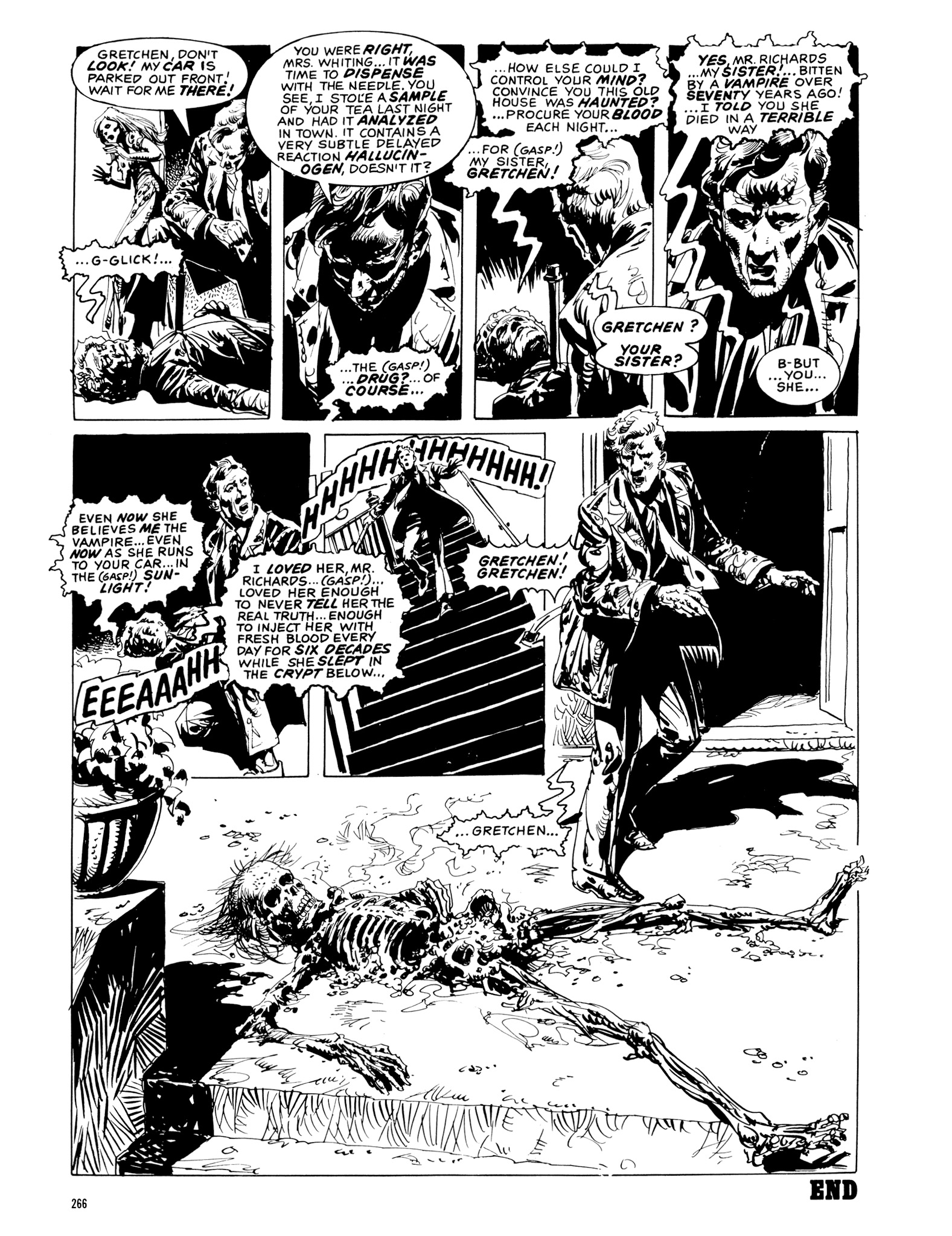 Read online Eerie Archives comic -  Issue # TPB 20 - 266