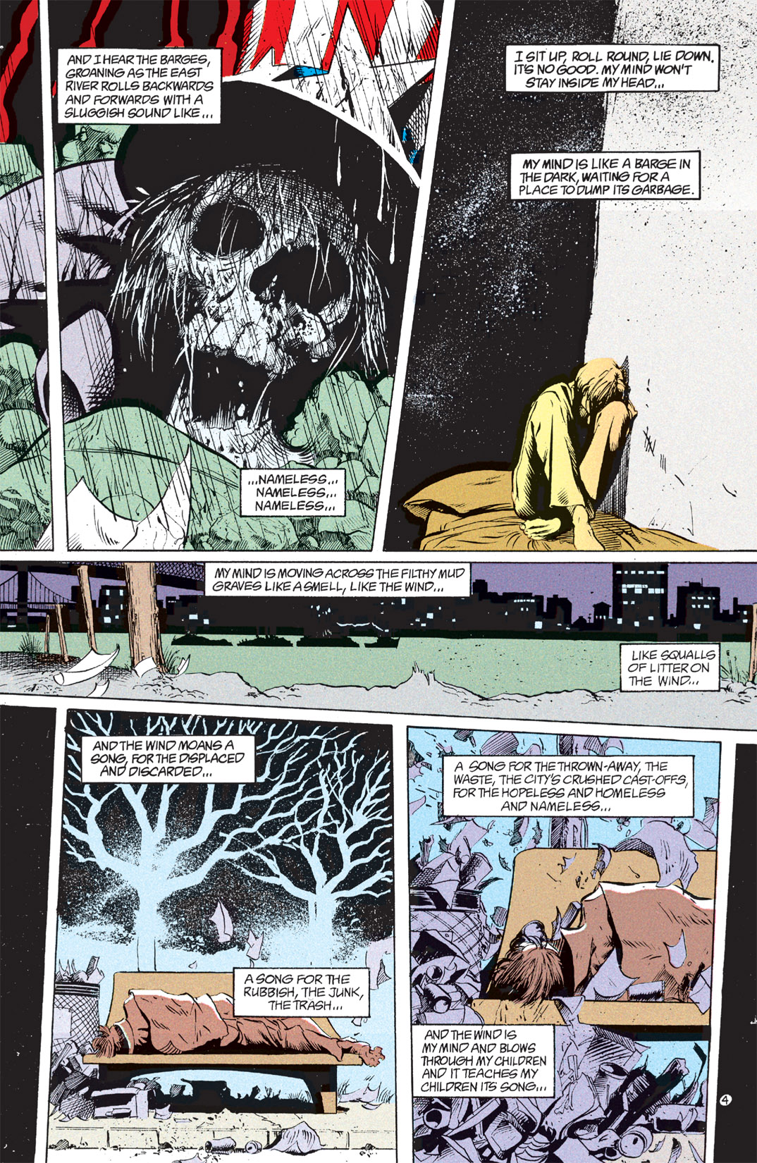 Read online Shade, the Changing Man comic -  Issue #7 - 5