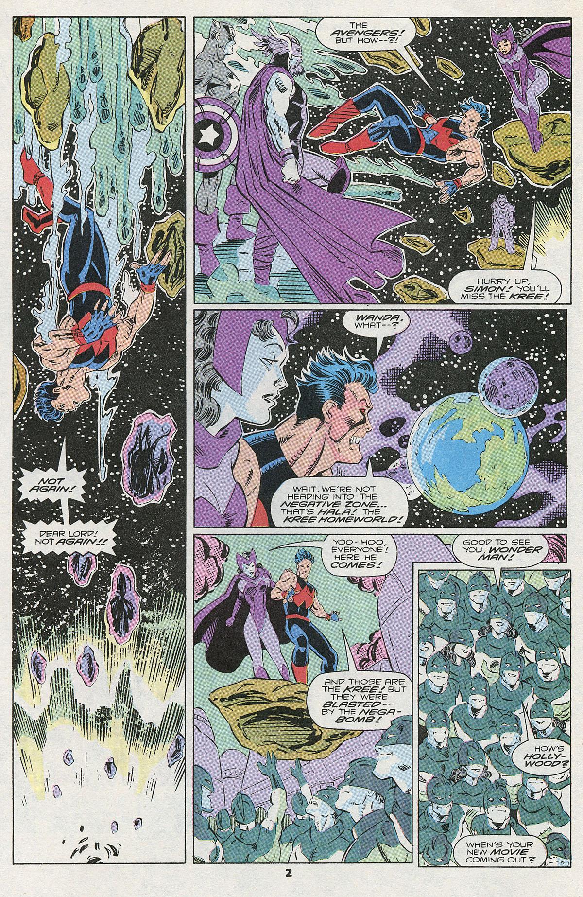 Read online Wonder Man (1991) comic -  Issue #10 - 3