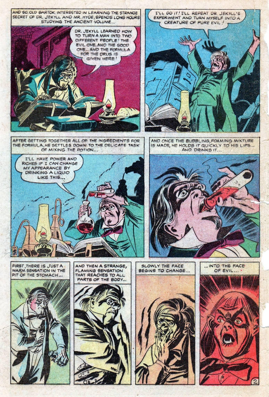 Read online Adventures into Weird Worlds comic -  Issue #11 - 4