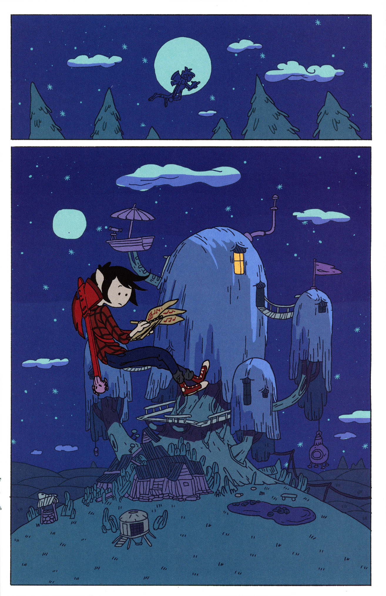 Read online Adventure Time Comics comic -  Issue #8 - 21