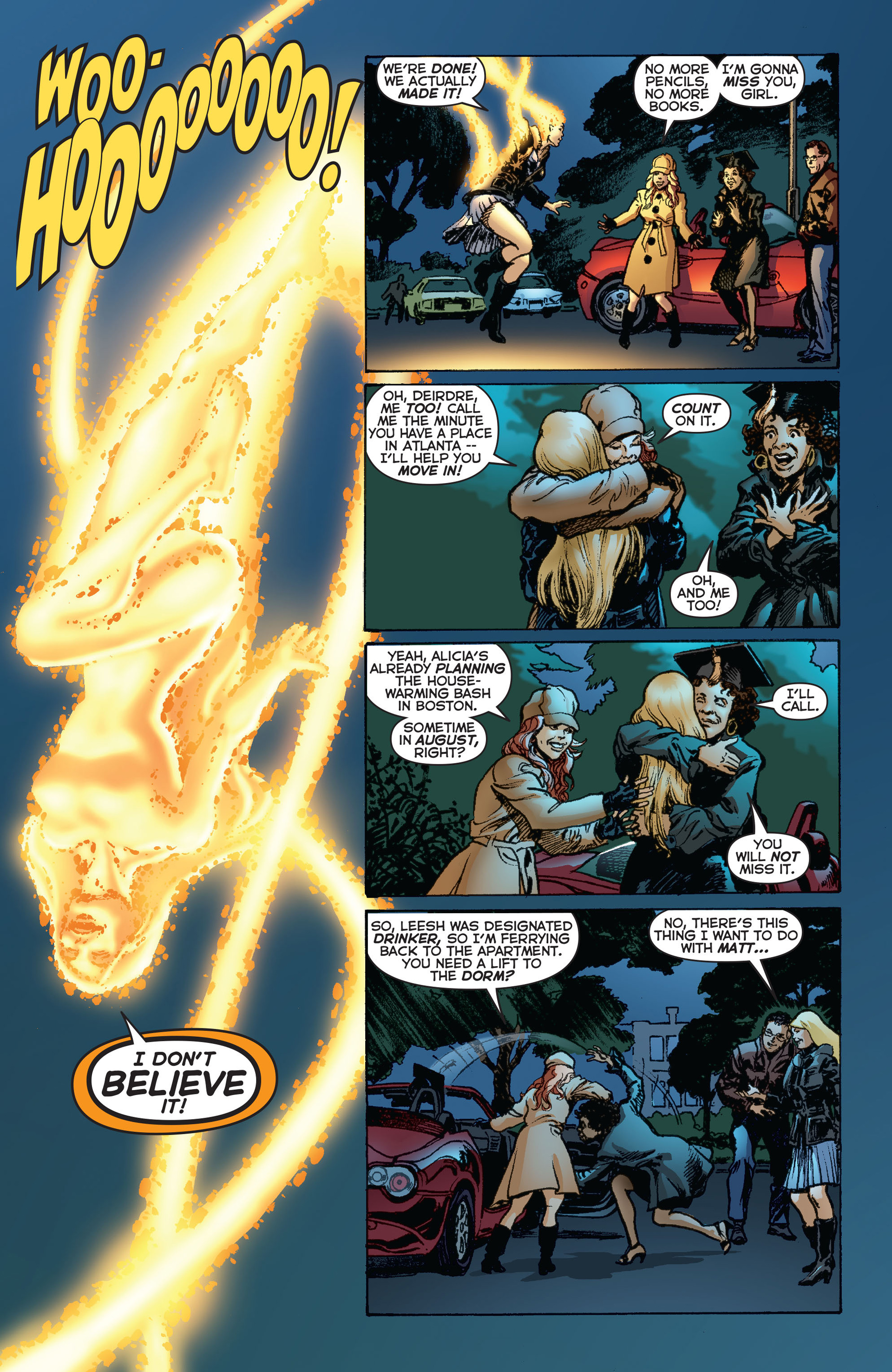 Read online Astro City: Astra Special comic -  Issue #1 - 6
