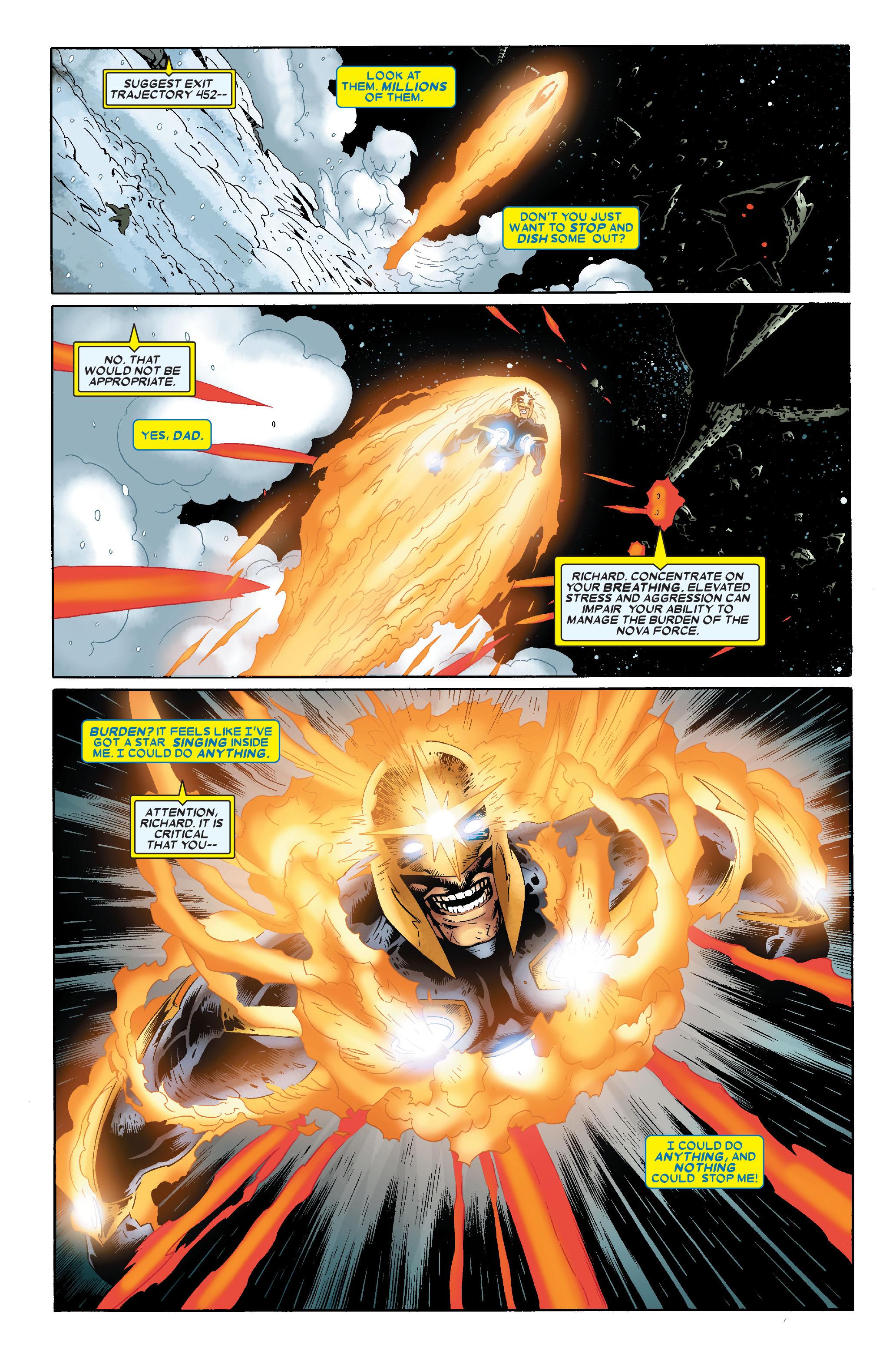 Read online Annihilation: Nova comic -  Issue #1 - 18