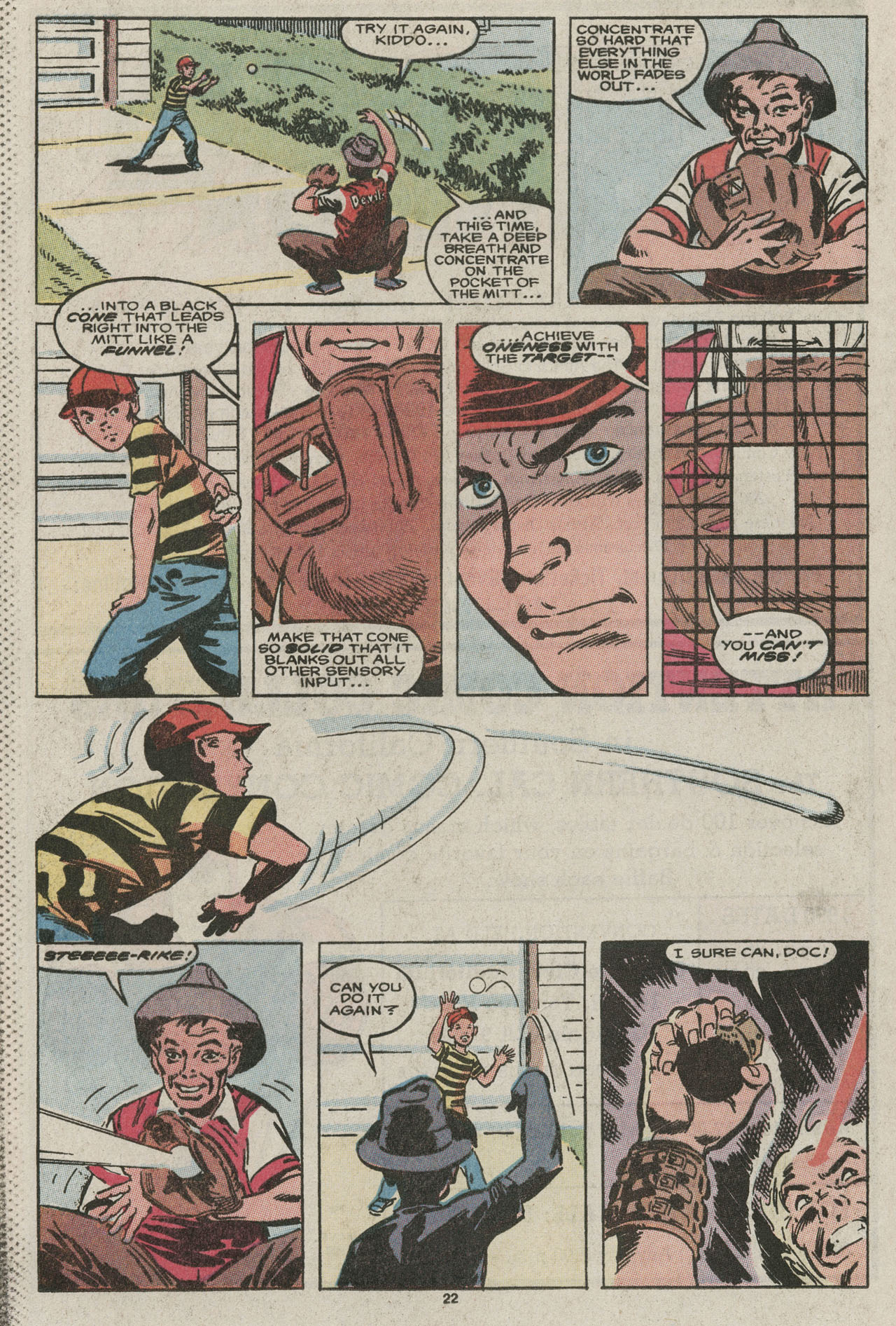 Read online Nth Man the Ultimate Ninja comic -  Issue #14 - 23
