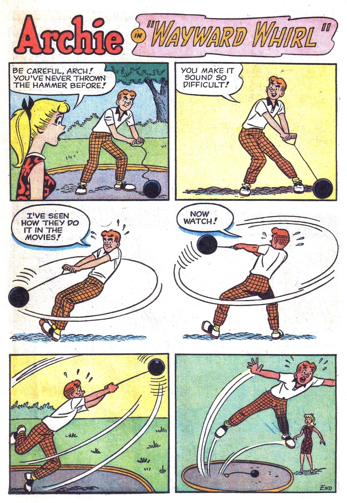 Read online Archie (1960) comic -  Issue #131 - 11