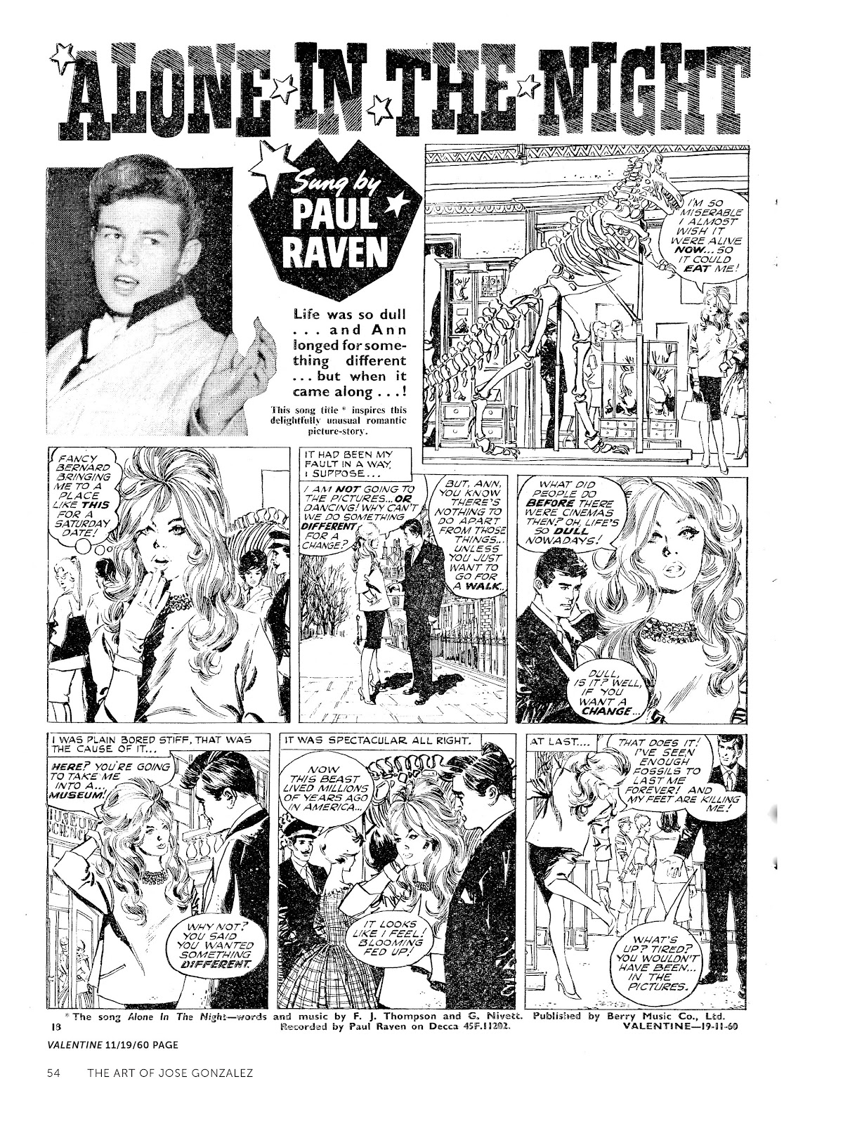 Read online The Art of Jose Gonzalez comic -  Issue # TPB (Part 1) - 55