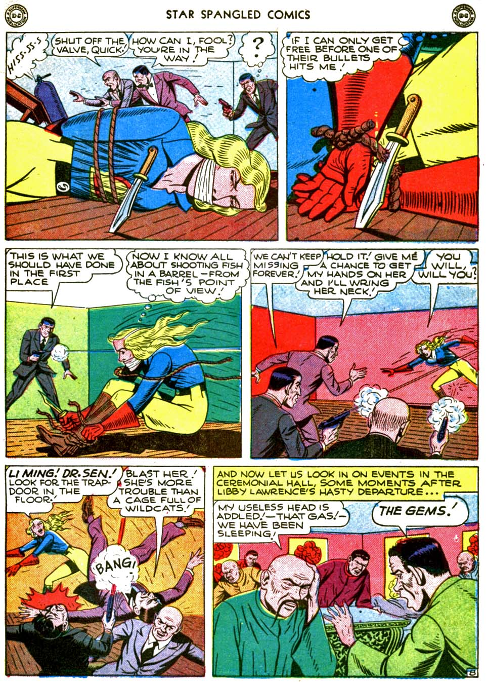 Star Spangled Comics (1941) issue 56 - Page 47
