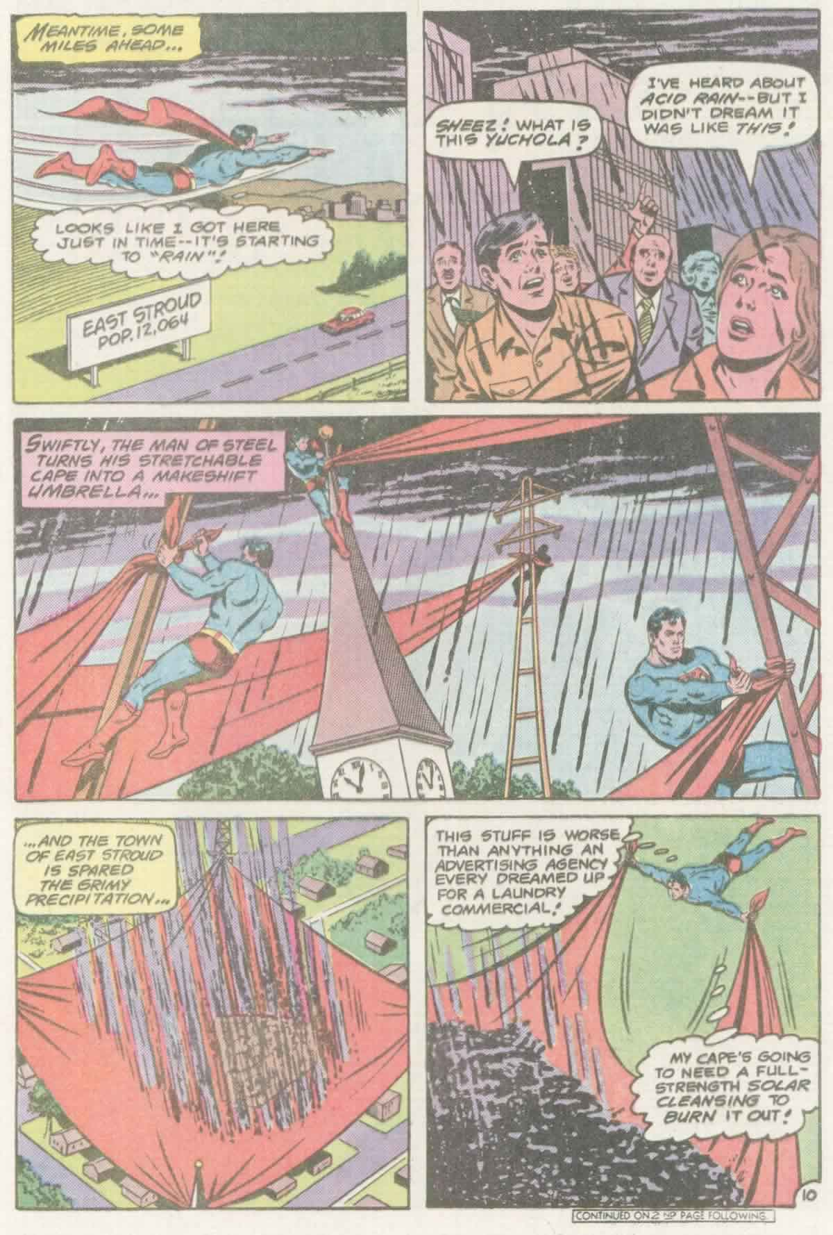 Read online Action Comics (1938) comic -  Issue #559 - 11