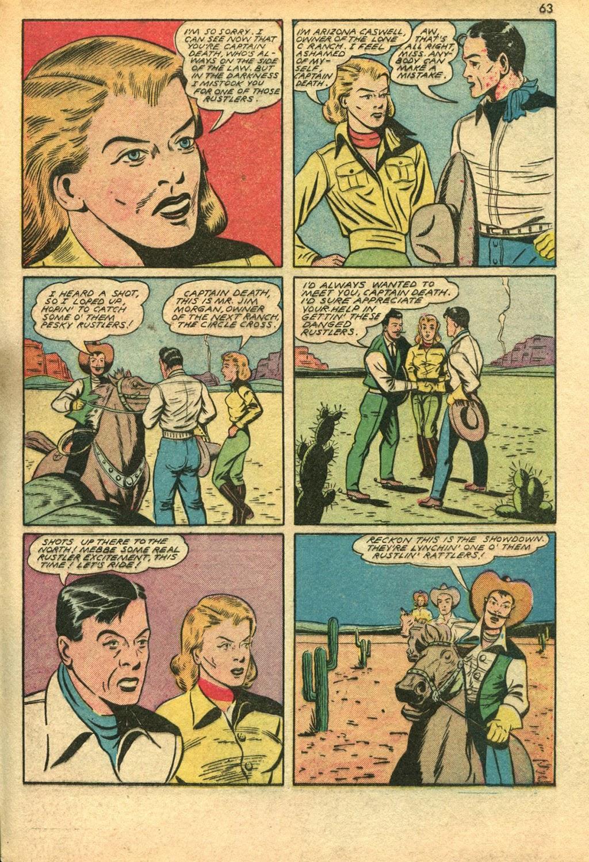 Read online Super-Magician Comics comic -  Issue #14 - 62