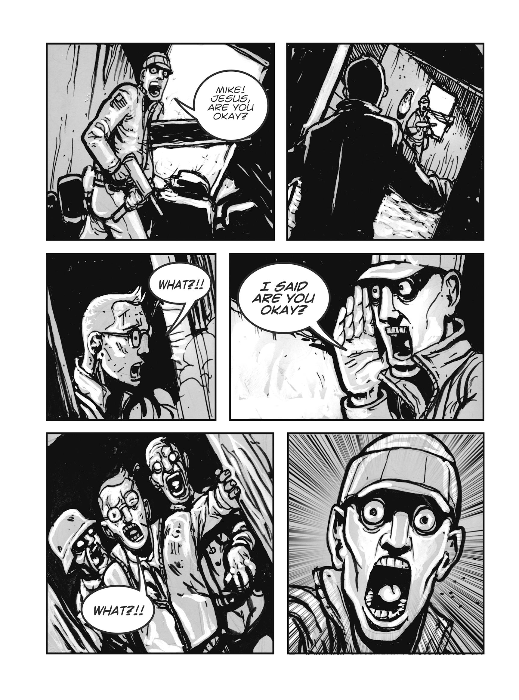 Read online FUBAR comic -  Issue #1 - 138