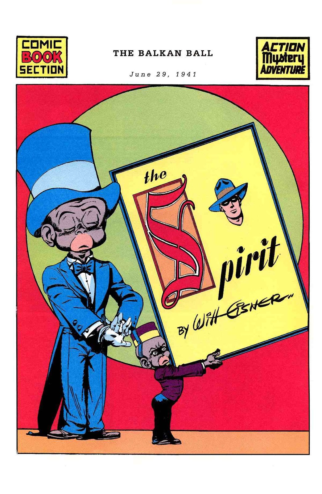 Read online Will Eisner's The Spirit Archives comic -  Issue # TPB 2 (Part 2) - 101