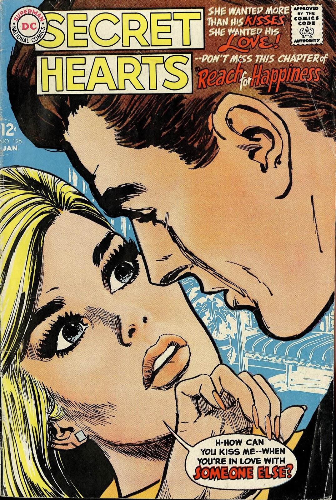 Secret Hearts 125 Page 1