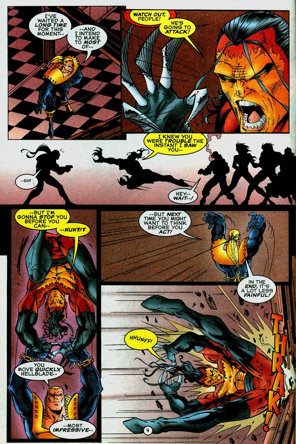 Read online UltraForce (1995) comic -  Issue #14 - 4