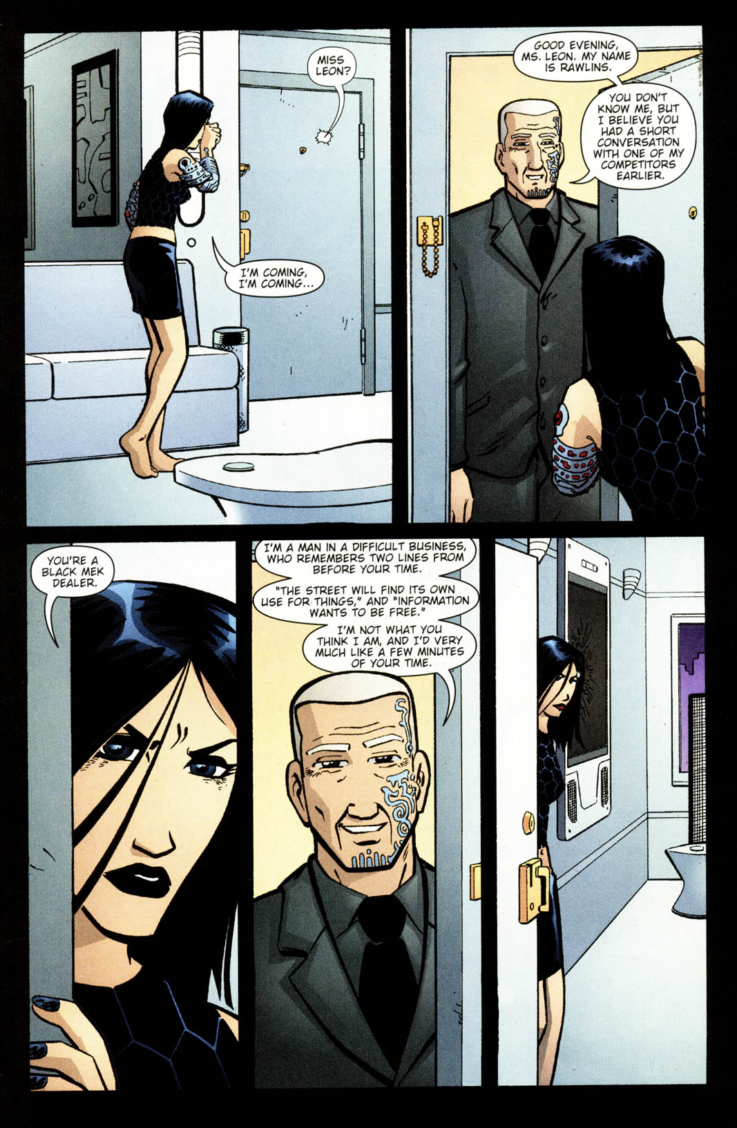 Read online Mek comic -  Issue #2 - 13