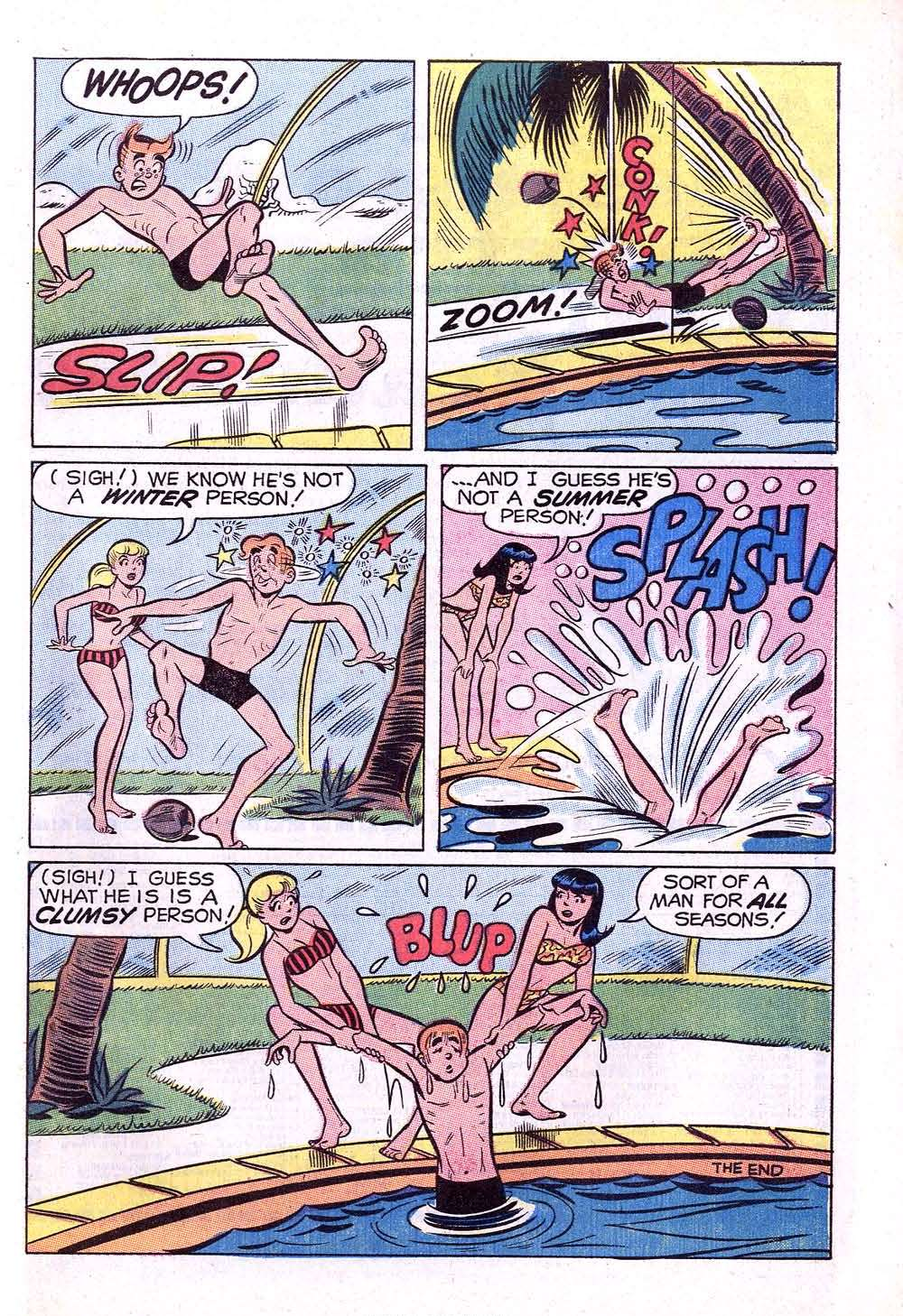 Read online Archie (1960) comic -  Issue #199 - 33